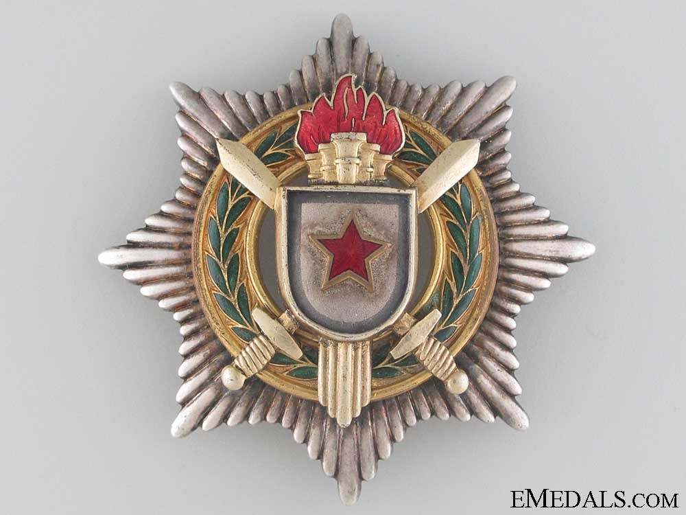 Order of Military Merit - 2nd Class