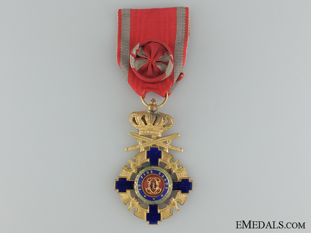 Order of the Romanian Star with Swords