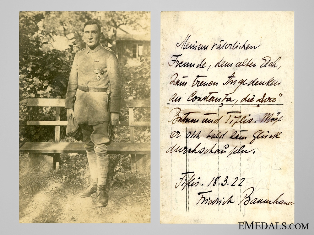 Private Photo of German Observer