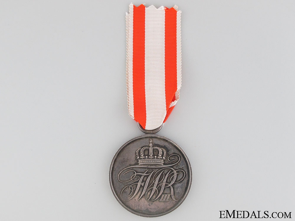 Prussian Military Merit Medal