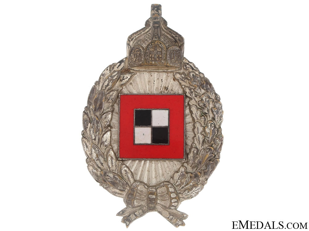 """Prussian Observer""""¢¯s Badge, WWI - Tombac"""
