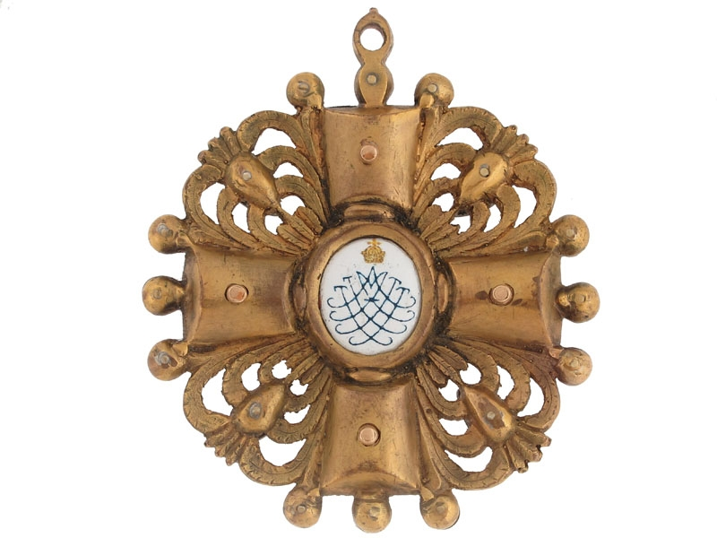 Order of St. Anne, Type I