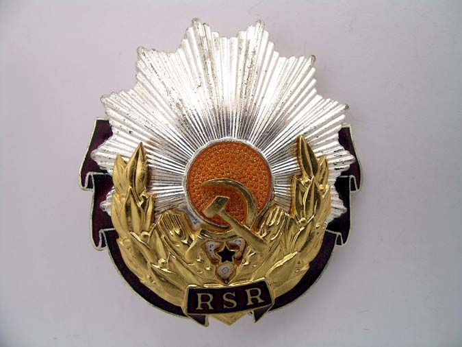 ORDER OF LABOUR R.S.R. 1965-1989