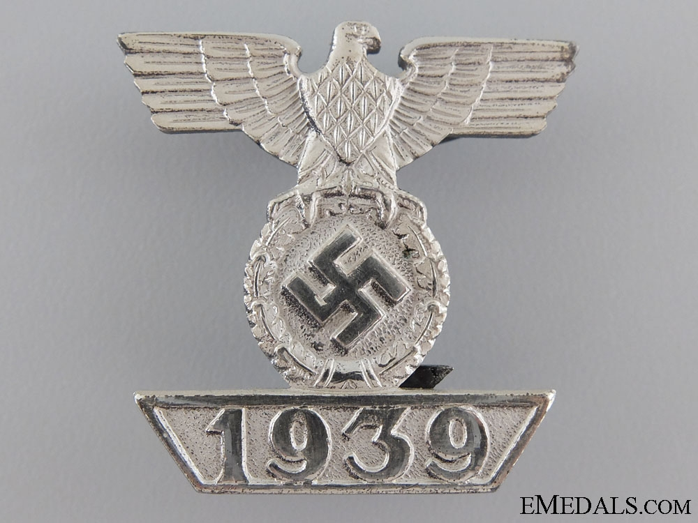A Mint Clasp to Iron Cross Second Class; Second Version