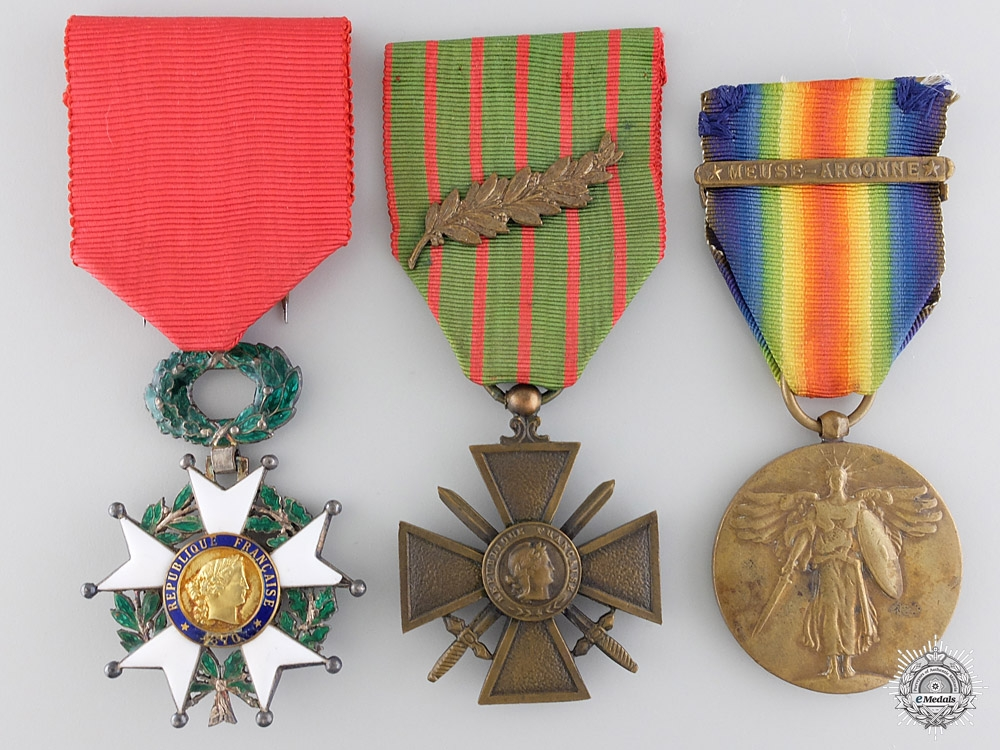 A First War Medal of Honor for Heroism at Bois-de-Forges