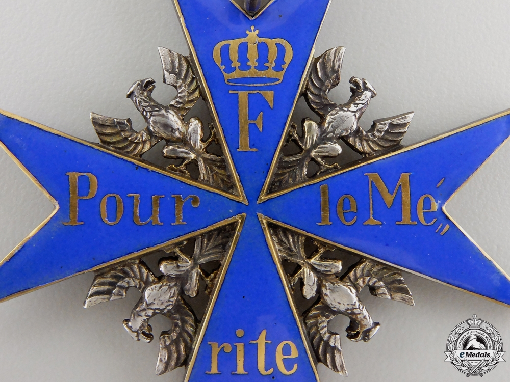 A Fine First War 1917/18 Pour-le-Merite by Wagner