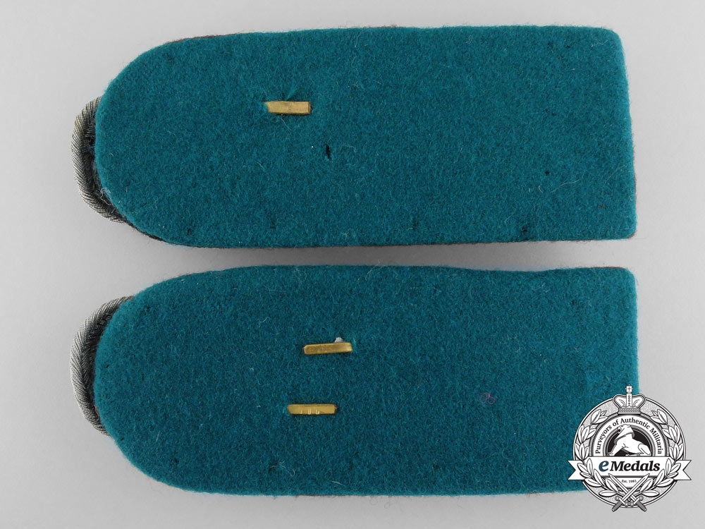 Senior Army Official of Technical Service Shoulder Boards