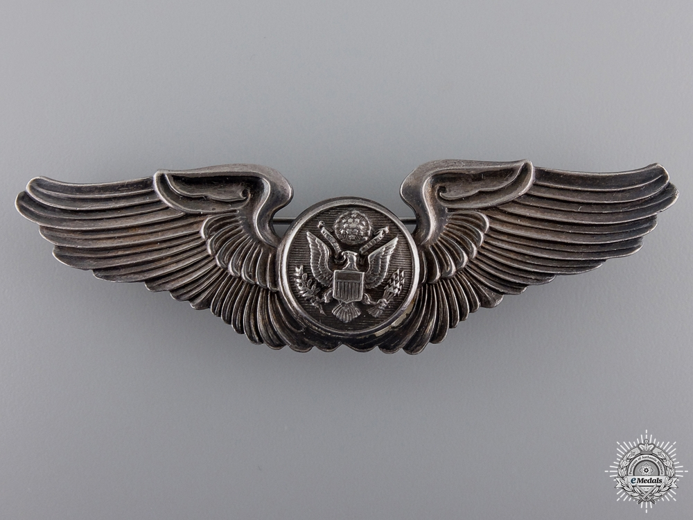 Second War American Army Air Force Aircrew Wings