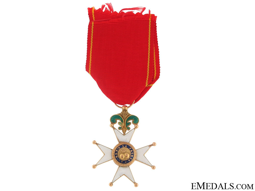The Royal Military Order of St.Ferdinand