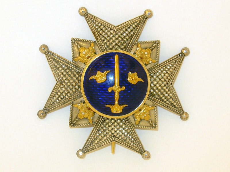 Royal Order of the Sword,