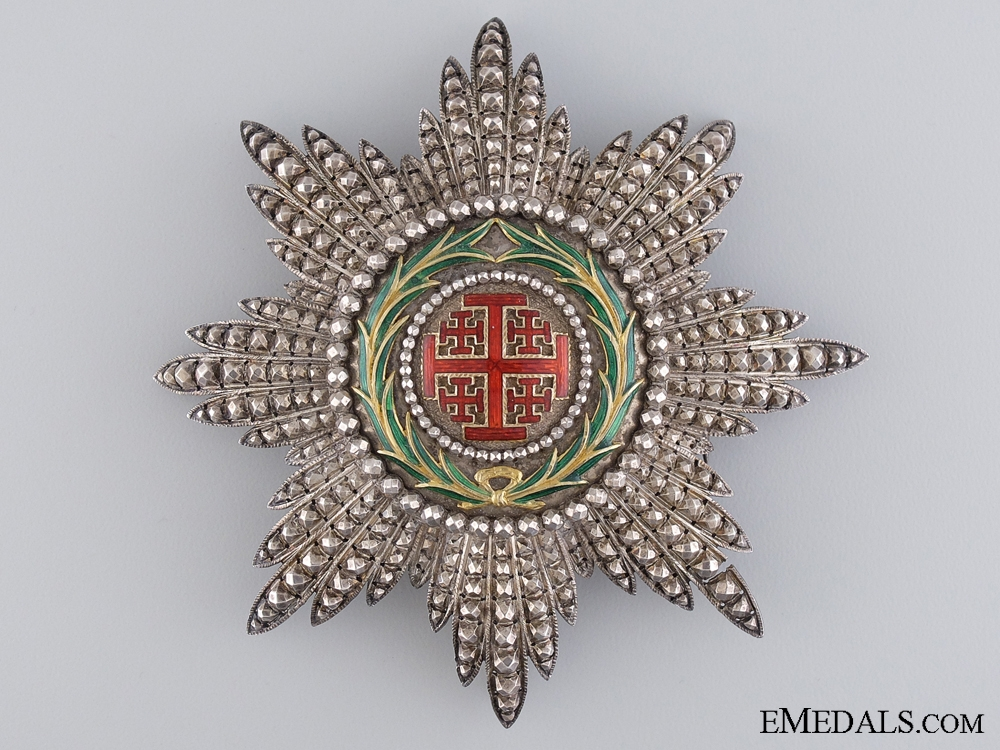 The Equestrian Order of the Holy Sepulchre of Jerusalem by Kretly of Paris