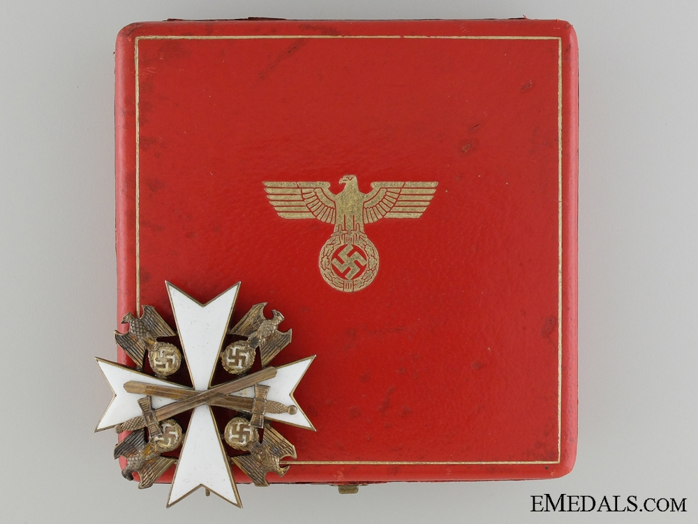 The Order of the German Eagle with Swords by Godet