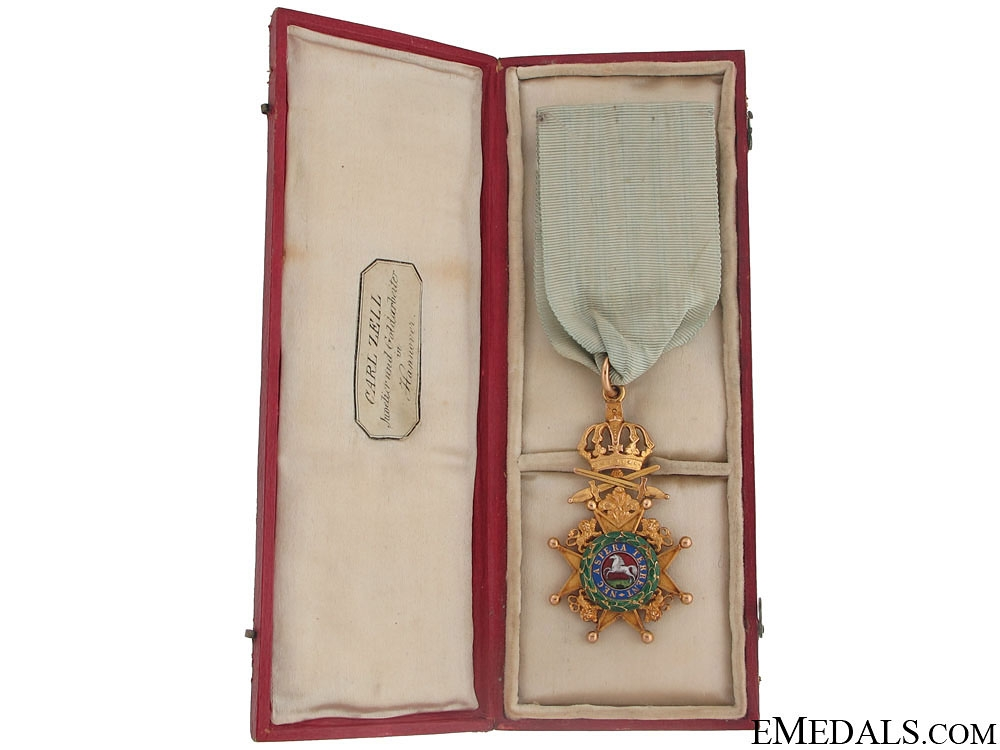 The Royal Guelphic Order