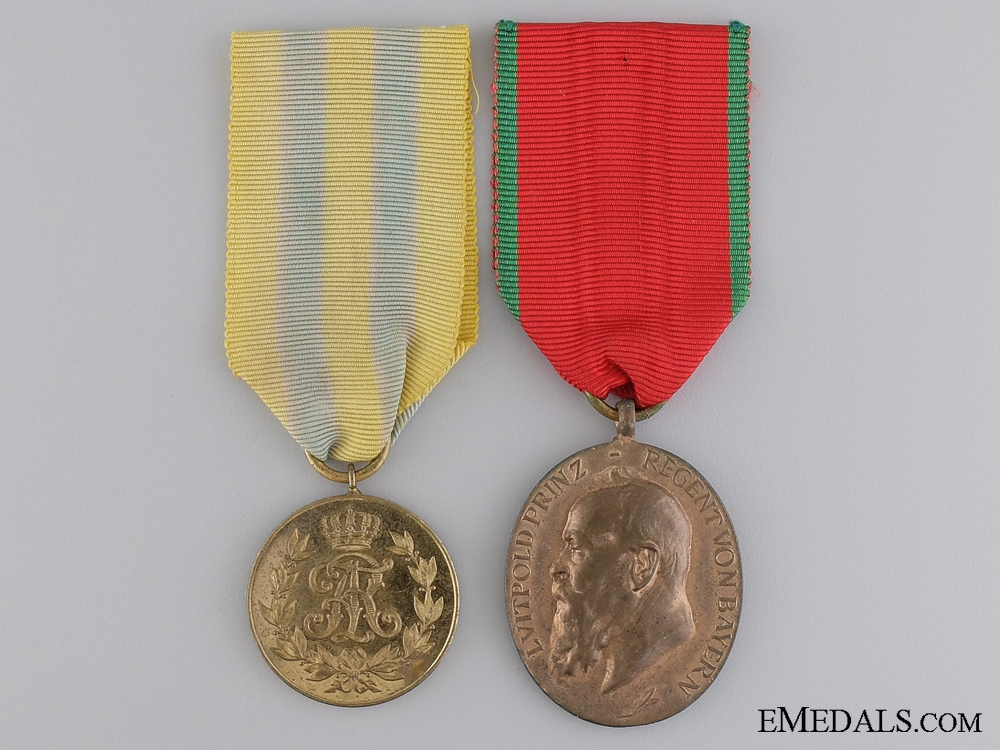 Two German Imperial Awards