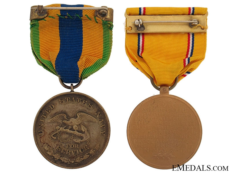 Two American Medals