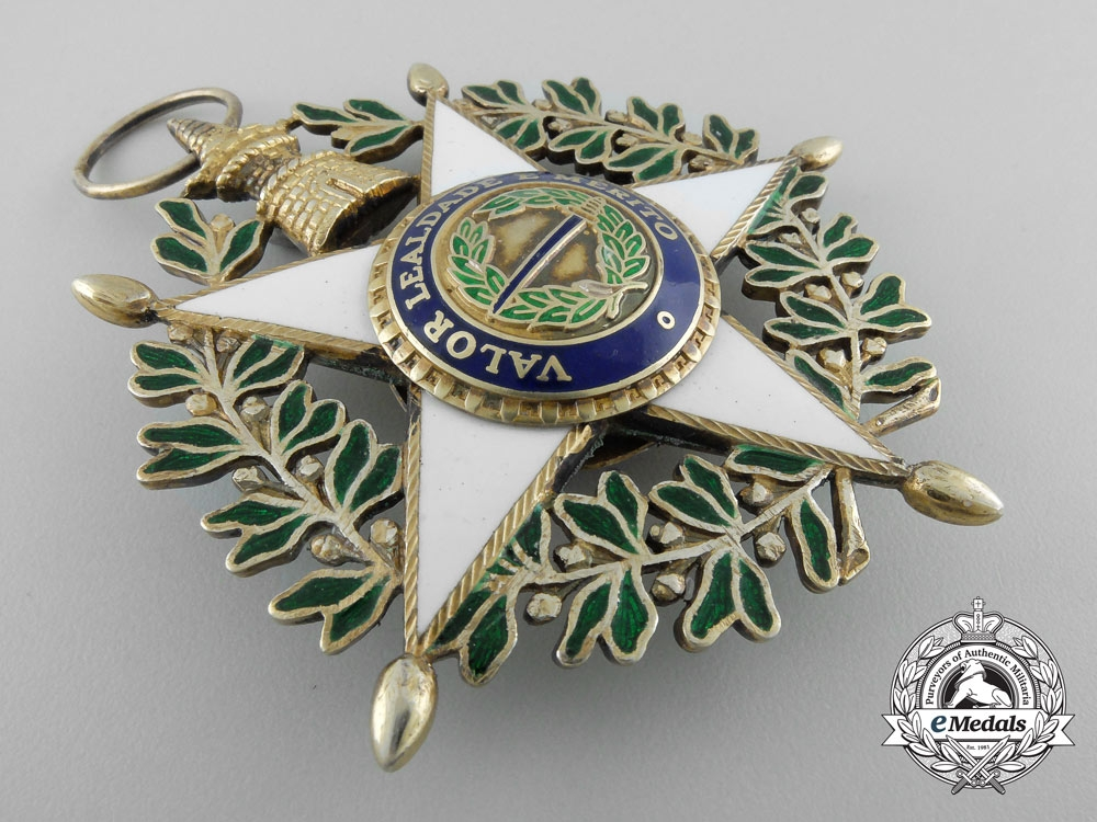 A Portuguese Military Order of the Tower and Sword
