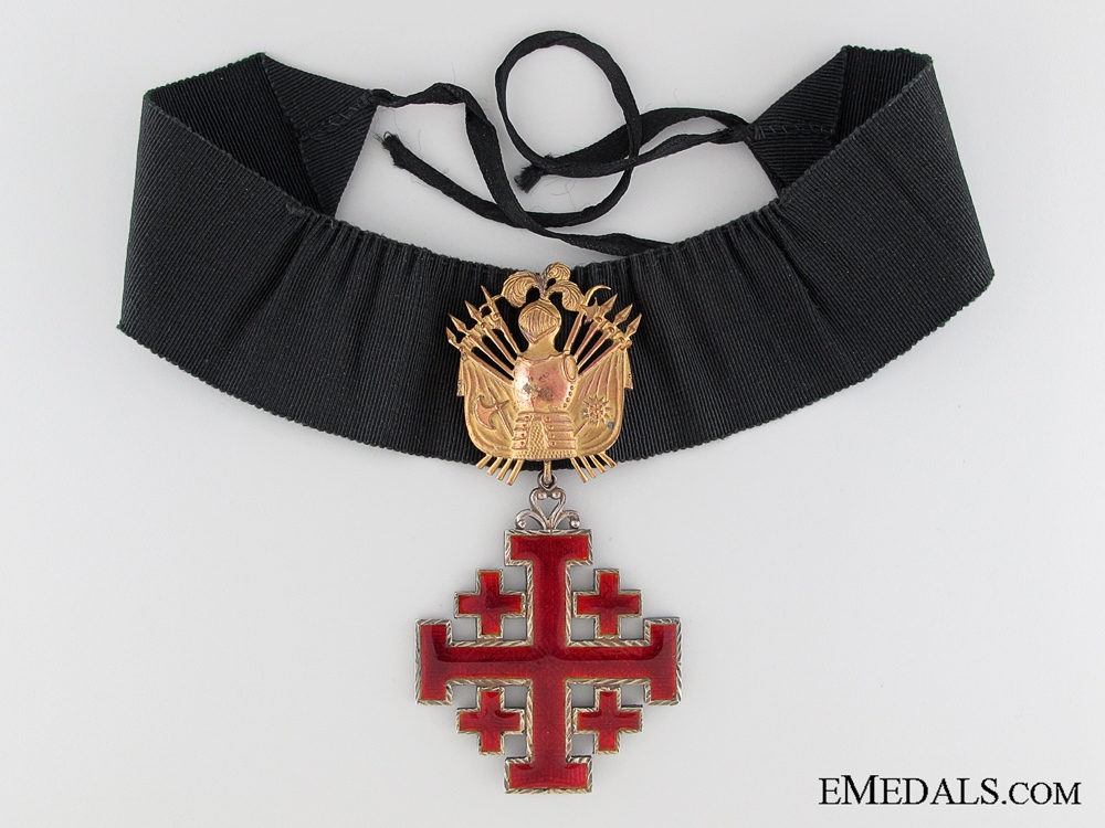 Vatican, Order of the Holy Sepulchre, Commander's Cross