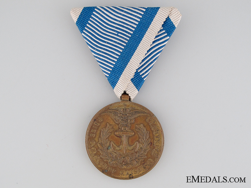 Voyage to Far East, China, Commemorative Medal