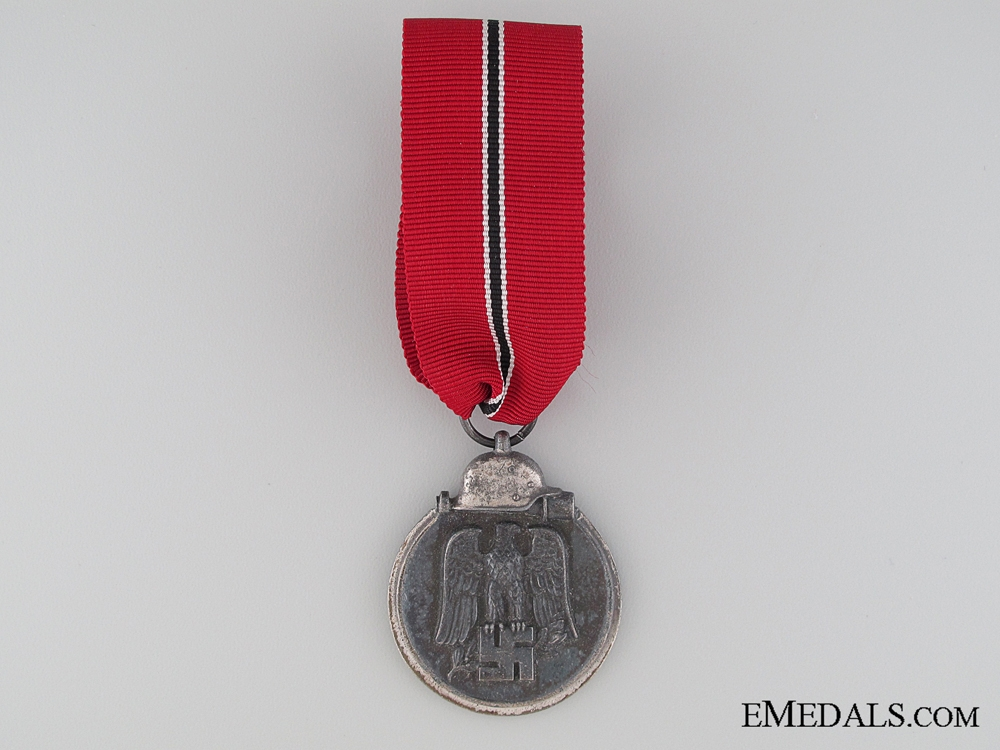 WWII German East Medal 1941/42