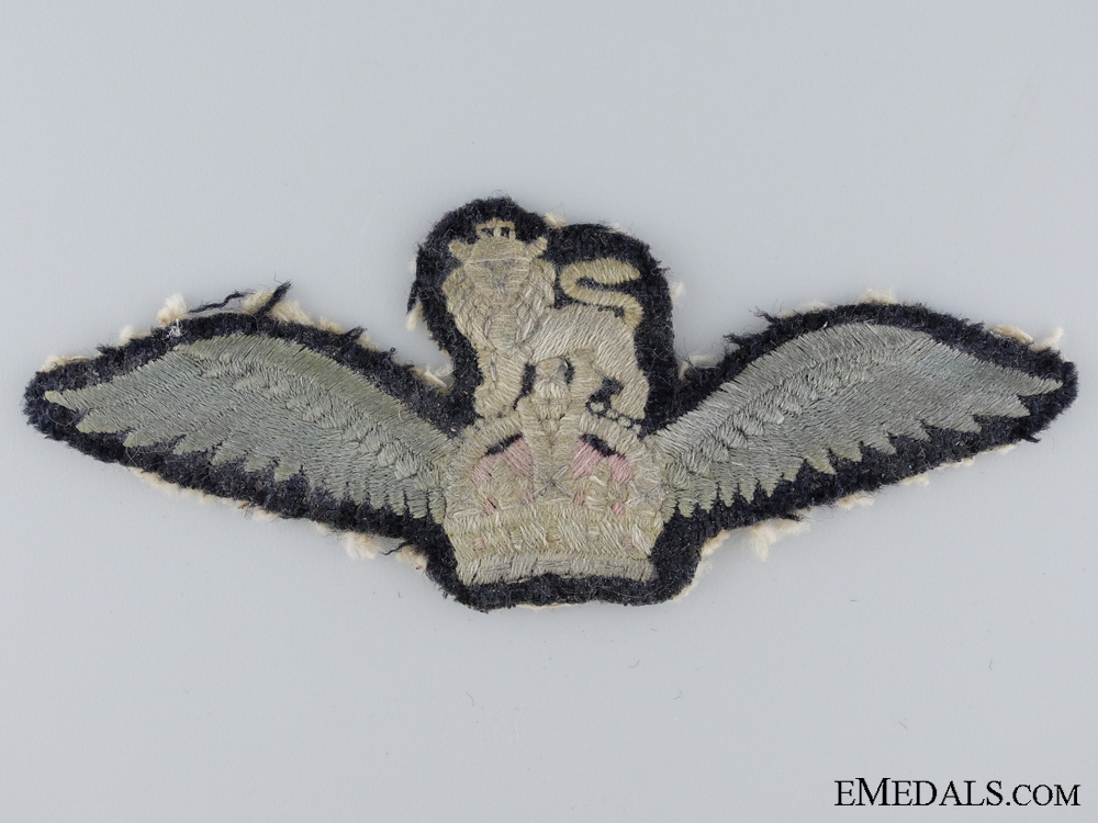 WWII Royal Air Force Glider Wing