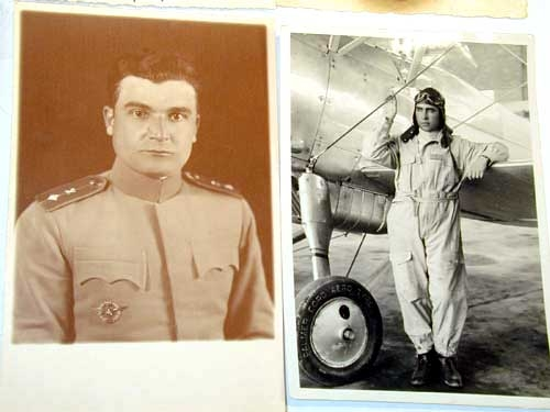 AIR FORCE POST CARDS