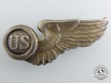 A 1920's American Observer Badge by N.S. Meyer
