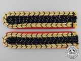 A Set of Mint Reichsbahn Shoulder Boards