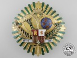 A Spanish Breast Star for Scientific Achievement
