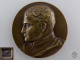 A 1921 Centenary of the Death of Napoleon Medal