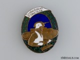 A 1943 Hungarian 1st Armored Division Badge