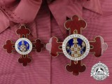 A Spanish Order of Alphonso; Grand Cross Franco Period 1930-1940
