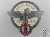 A Victors Badge in the National Trade Competition, by Gustav Brehmer