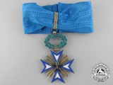 A French Colonial Order of the Black Star; Commander's Neck Badge