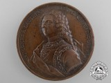 A 1738 Count of Lautrec Restoration of Peace at Geneva Medal