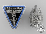 Two Second War Period German Badges