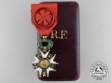 A 1870-1951 French Legion D'Honneur; Officer in Gold