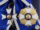 A Brazilian Order of Rio Branco; Grand Cross Set