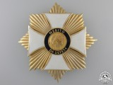 A Brazilian Order of Merit for Defence; Grand Cross Breast Star