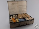 A Canadian WWII Tank and Armoured Corps First-Aid Kit   consignment #16