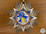 A Chinese Order of the Resplendent Banner; 6th Class