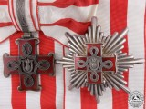 A Croatian Order of Merit; Grand Cross
