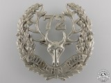 "A First War 72nd Battalion ""Seaforth Highlanders"" Glengarry Badge"