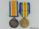 A First War Canadian Pair to the 50th Infantry Battalion