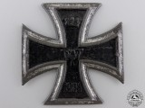 A First War Iron Cross 1914 First Class; Sew-On Version
