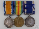 A First War Royal Naval Long Service Medal Bar