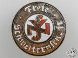 A German Nurse's League Members Badge