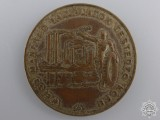 A Hungarian Manfred Weiss Steel and Metal Works Award Medal