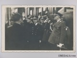 A Period Photograph; Luftwaffe and Diplomatic Corps