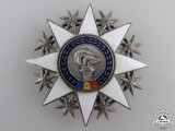 A Romanian Scientific Order of the People's Republic; 4th Class