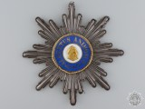 A Saxon Order of Albert; Grand Cross Star in Bullion